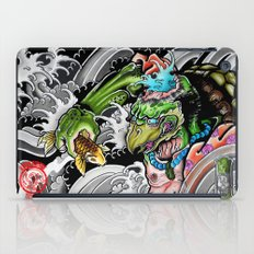 kappa fisher iPad Case