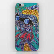Pecunia iPhone & iPod Skin