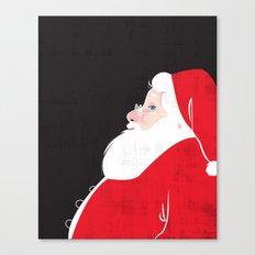 Christmas Be Good Sans Copy Canvas Print