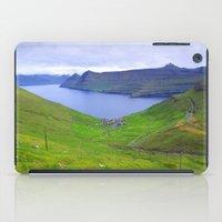 faroe islands iPad Case