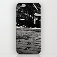 Chicago Cobblestone iPhone & iPod Skin
