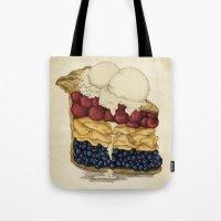 American Pie Tote Bag