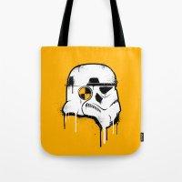 Stencil Trooper - Star W… Tote Bag