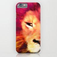 BIG CAT LION iPhone 6 Slim Case