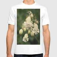 Primavera Mens Fitted Tee White SMALL