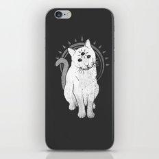 psychic Kitty 2  iPhone & iPod Skin