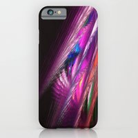 Peacock Feathers iPhone 6 Slim Case