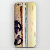 End Of Summer Nostalgia iPhone & iPod Skin