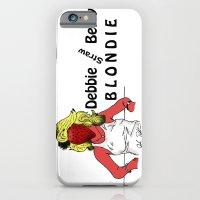 Debbie Straw-Berry   Blo… iPhone 6 Slim Case