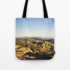 Lizard's Mouth Tote Bag