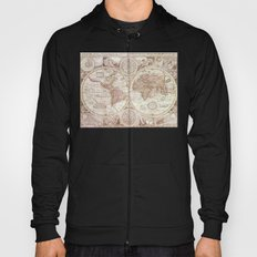 An Accurate Map Hoody