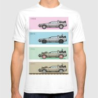 T-shirt featuring Back To The Future - Del… by M. Gulin