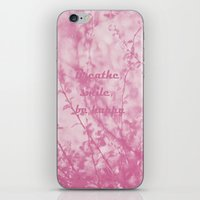 Delight iPhone & iPod Skin
