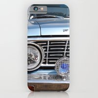 iPhone & iPod Case featuring sweet vintage car by Charlotte Keirle