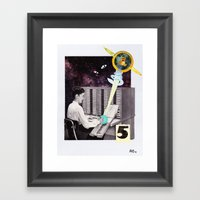 Faith Or Reason No. 5: T… Framed Art Print