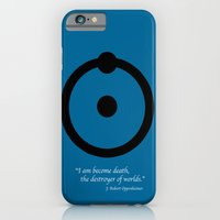 Dr, Manhattan iPhone 6 Slim Case