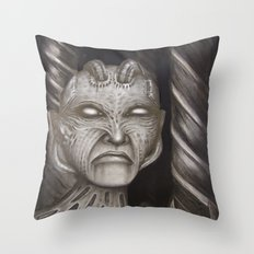 Disgustipator Throw Pillow
