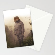 Jungle Jaguar Stationery Cards