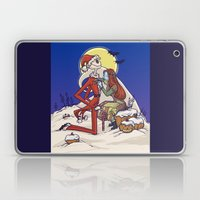 The Holiday Hero Laptop & iPad Skin