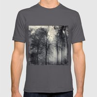 Realm Of Shades Mens Fitted Tee Asphalt SMALL