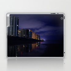 Daytona at Night Laptop & iPad Skin