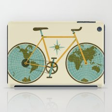 Ride For The World iPad Case