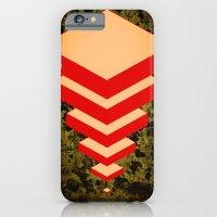 Spacially Separated Squa… iPhone 6 Slim Case
