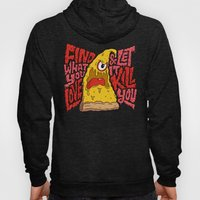 Find What You Love And L… Hoody
