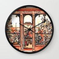 NTshop Wall Clock