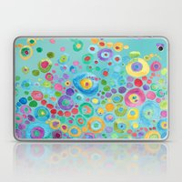 Under the Sea Circles Laptop & iPad Skin