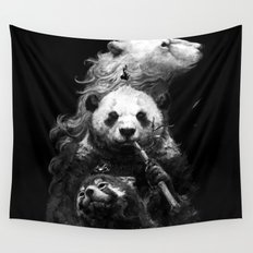 bears Wall Tapestry
