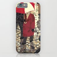 iPhone & iPod Case featuring Bad weather (Mauvais temps) by Anastassia Elias