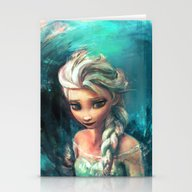 The Storm Inside Stationery Cards