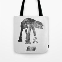 Star Wars - The Empire S… Tote Bag