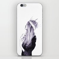 Snow Queen iPhone & iPod Skin