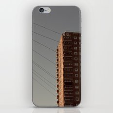 The Towers iPhone & iPod Skin