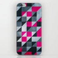 Geo3075 iPhone & iPod Skin
