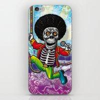 Poster Funkadelik iPhone & iPod Skin