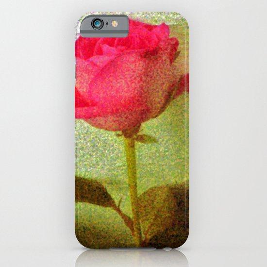 Vintage Rose iPhone & iPod Case