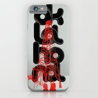 Oil-klahoma  iPhone 6 Slim Case