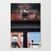Stillpoint Canvas Print