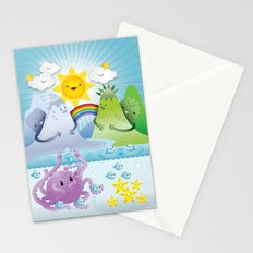 Happy land Stationery Cards