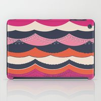 unwavering love iPad Case
