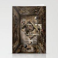 Moderne Kunst 2 Stationery Cards