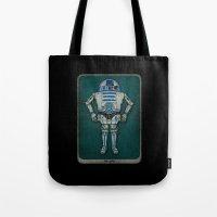R2 3PO Tote Bag