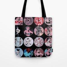 Pinup Girls Tote Bag