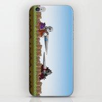 Joust It iPhone & iPod Skin