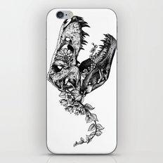Jurassic Bloom - The Rex.  iPhone & iPod Skin
