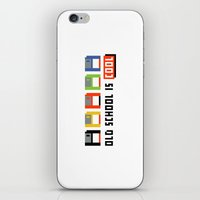 Floppy Disk iPhone & iPod Skin