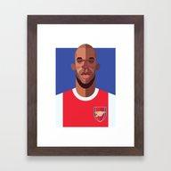 TH14   Gunners Framed Art Print